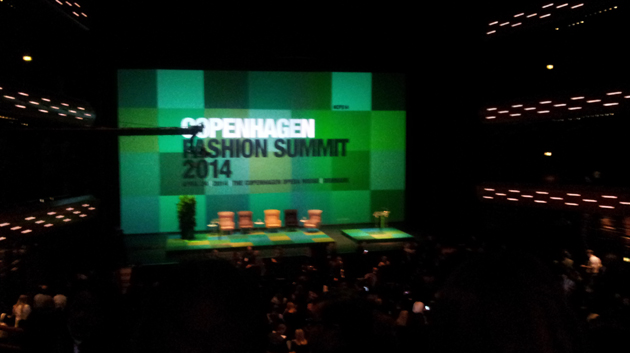 Copenhagen Fashion Summit 2014