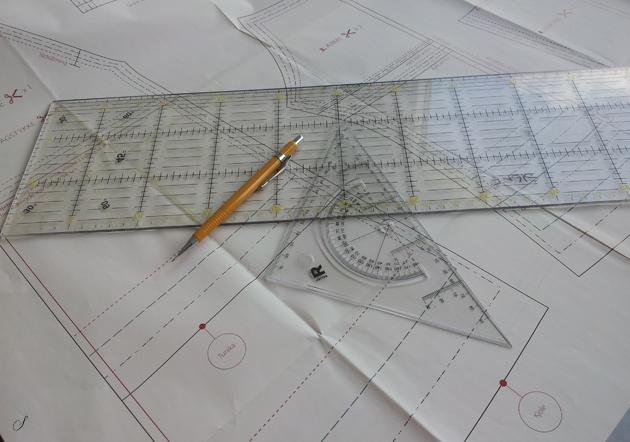 Graduering - Sådan laver du et mønster større