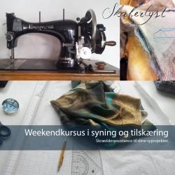 weekendkursus i syning og tilskæring