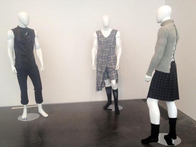mode udstilling