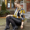 symønstre til nederdel - pencilskirt