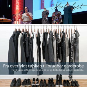 foredrag - en brugbar garderobe
