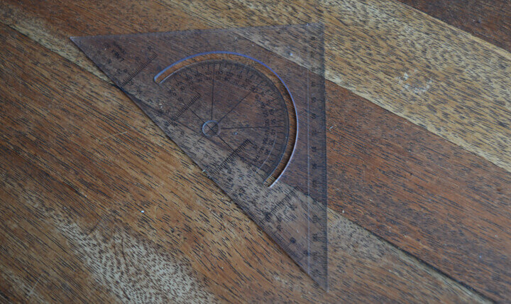 lineal trekant