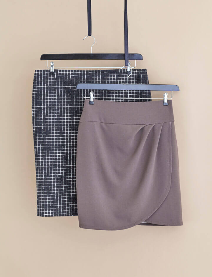 Sy din egen nederdel