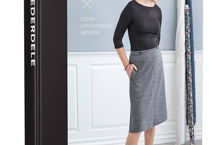 Sy Nederdele bog med symønstre