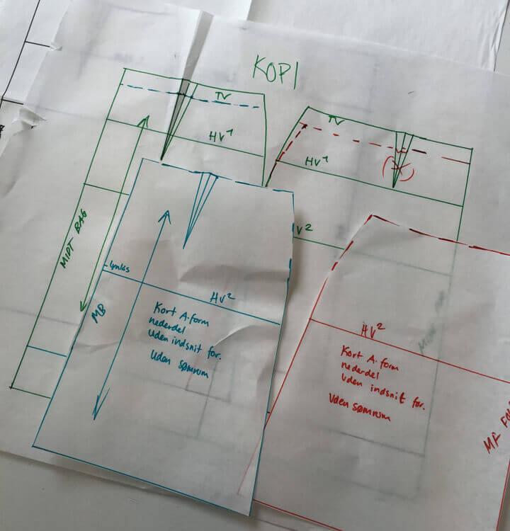 Mønsterkonstrukiton