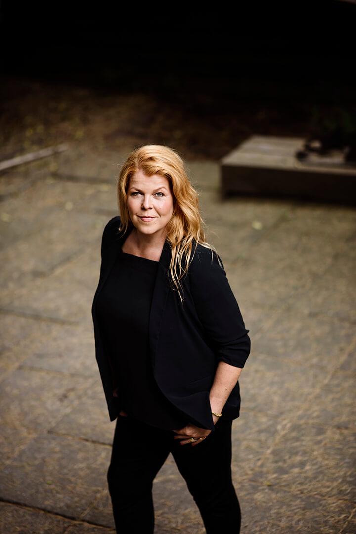 Christina Wedel, stylist, forfatter