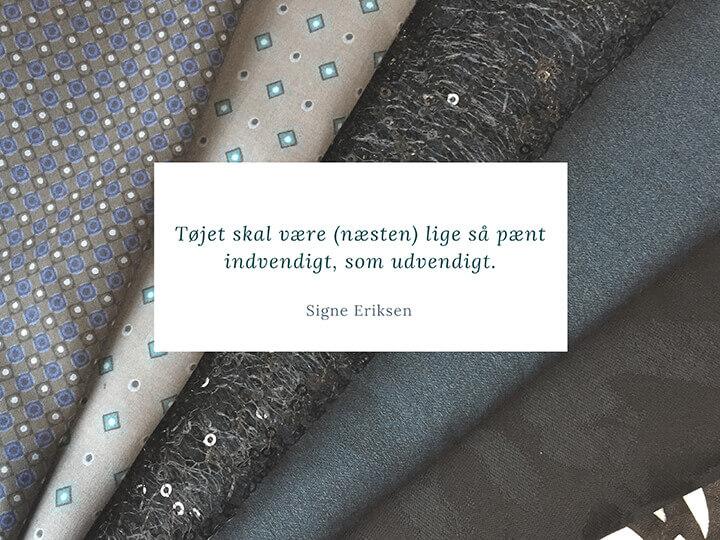 skrædderens hemmeligheder til godt syet tøj