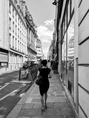 Stofbutikker i Paris - Isabella