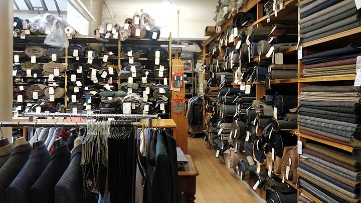 Stofbutikker i Paris - Lafayette Saltiel Drapiers