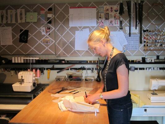 Anette Birkeland Skrædder