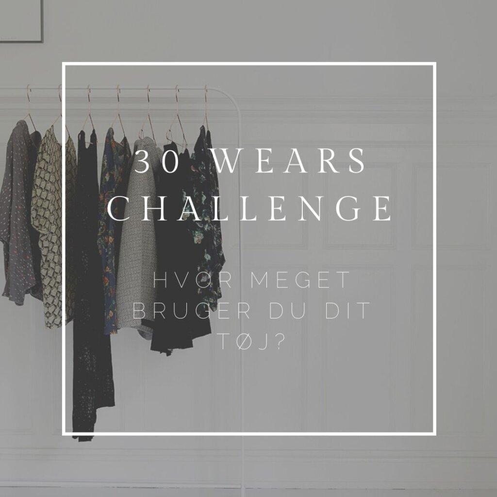 30 wears challenge
