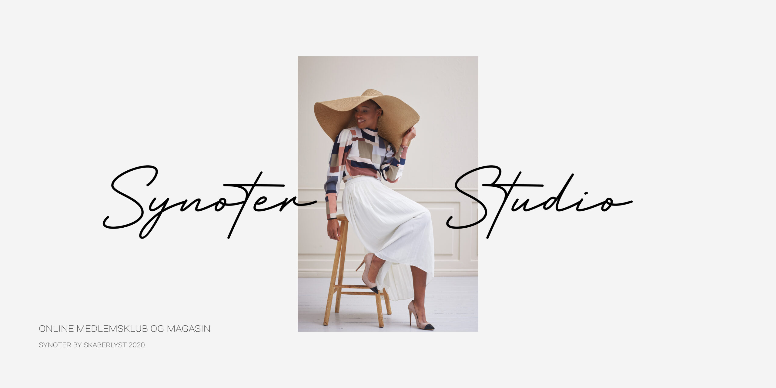 Synoter studio by Skaberlyst