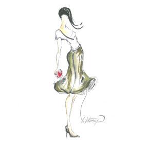 symønstre til nederdele